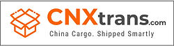 CNXtrans Logo - Ship Internationally from China to more than 200 countries via air sea or rail. Get our China Warehouse Address to store and consolidate goods before shipping internationally.