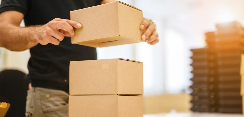 Consolidation of Packages before Shipping from China via CNXtrans