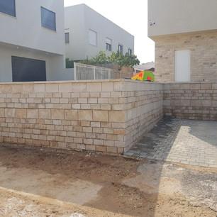 עבודות פיתוח אבן