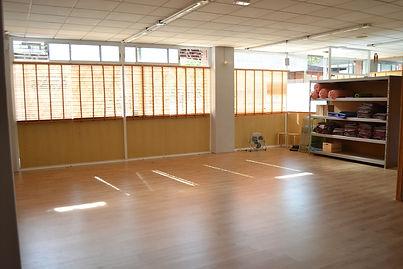 Sala de practica Ioga
