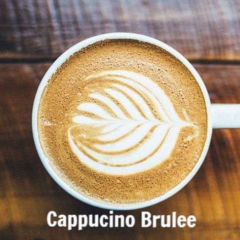 Cappuccino Brulee Fidget Sniffer