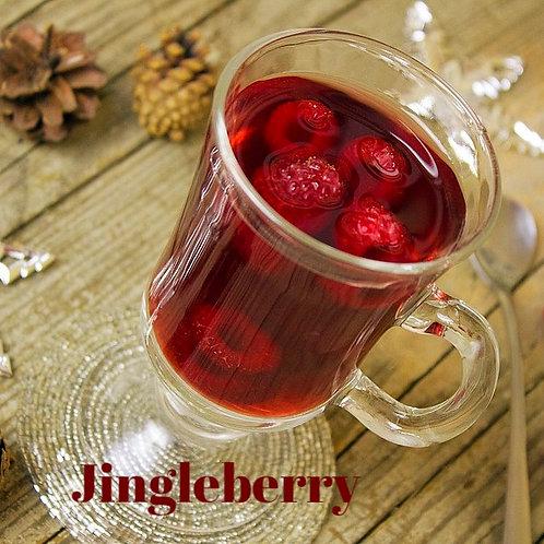 Jingleberry Jar Candle