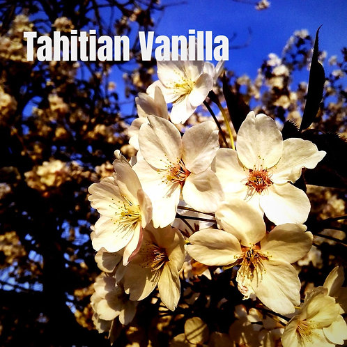 Tahitian Vanilla Wax Melts