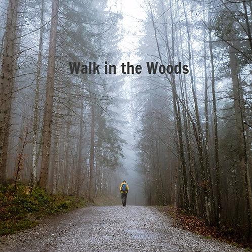 Walk in the Woods Fidget Sniffer