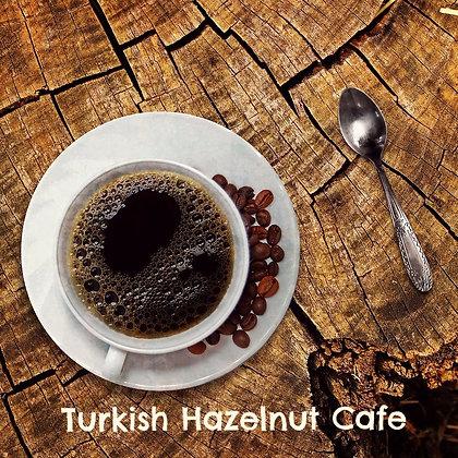 Turkish Hazelnut Cafe