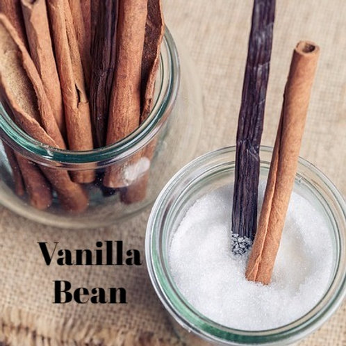 Vanilla Bean Jar Candle