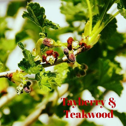 Tayberry & Teakwood Fidget Sniffer