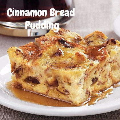 Cinnamon Bread Pudding Jar Candle