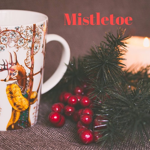 Mistletoe Jar Candle