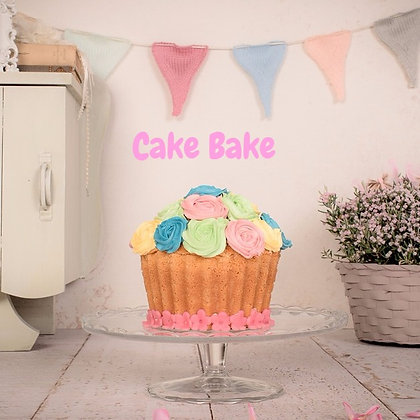 Cake Bake Wax Melts