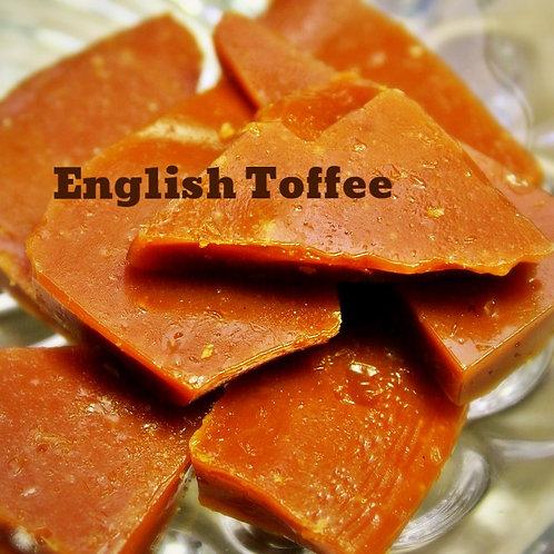 English Toffee Wax Melts