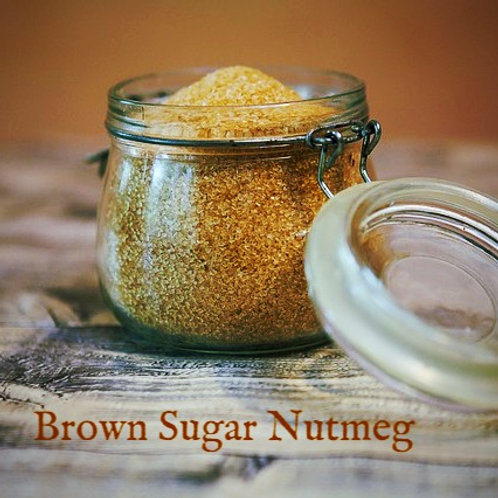 Brown Sugar Nutmeg Wax Melts