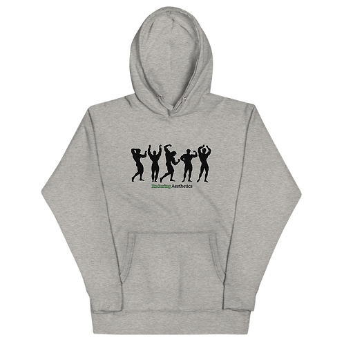 Famous Silhouettes Hoodie