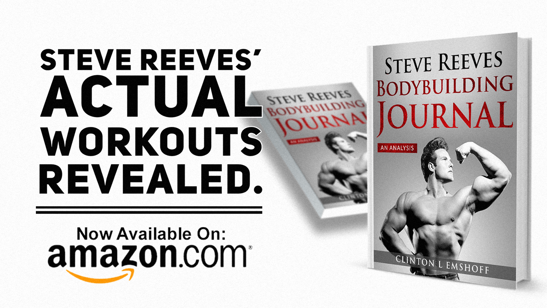 Steve Reeves Bodybuilding Journal