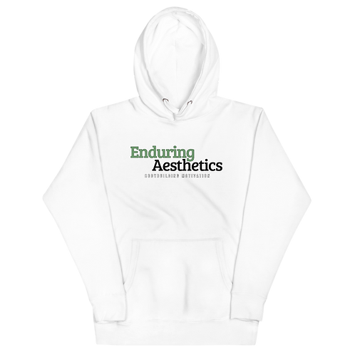 Enduring Aesthetics Logo Hoodie