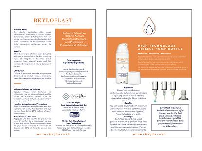 Notice d'utilisation de beylopast