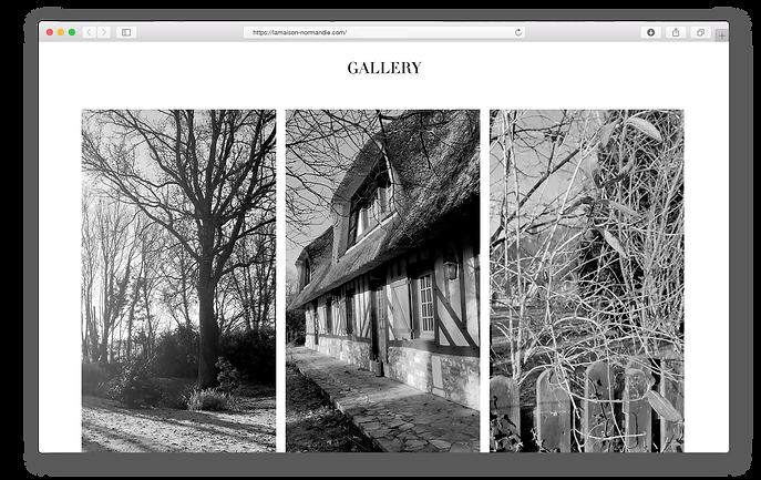 Gallery of La maison cottage