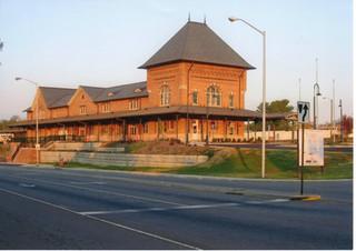 Bristol Train Station
