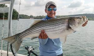 Family Fishing Trips North Georgia