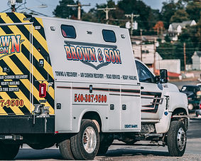 Brown and Son Towing Road Service