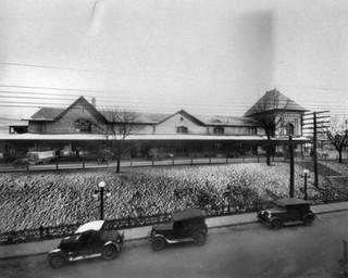 Bristol, VA Train Station c.1928