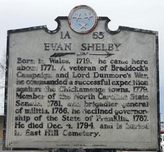Evan Shelby