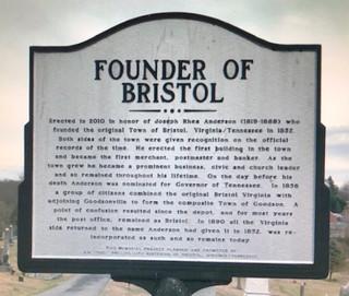 Founder of Bristol