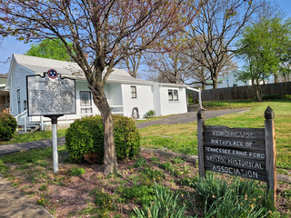 Birthplace of Tennessee Ernie Ford