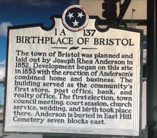 Birthplace of Bristol