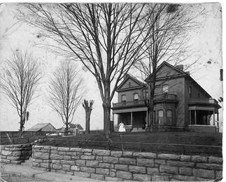 King-Lancaster-McCoy Mitchell House