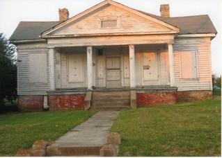 I.C. Fowler House (Pre-Renovation)
