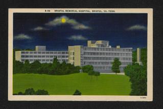 Bristol Memorial Hospital 1953