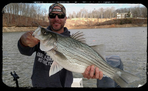 Hybrid Fishing in North Georgia
