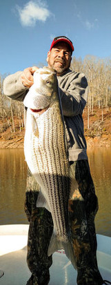 Big Ol Fish Guiding Service.