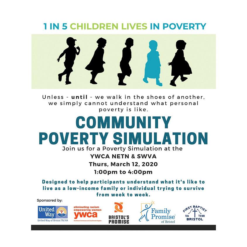 Community Poverty Simulation