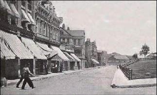 Front Street (now MLK Boulevard)