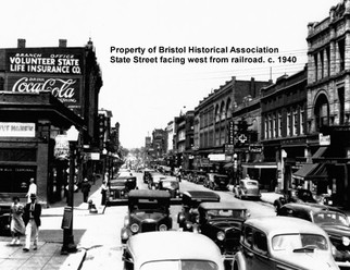 West State Street (c. 1940)