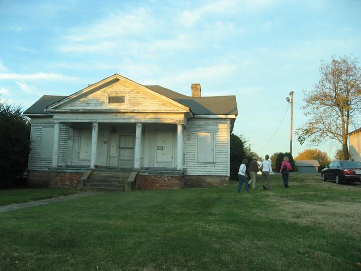 IC Fowler House (Pre-Renovation)