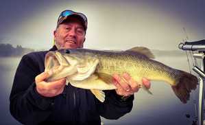 Bass Fishing in North Georgia