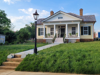 I.C. Fowler House (Post-Renovation)