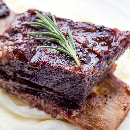 Grassfed Organic Beef Short Ribs