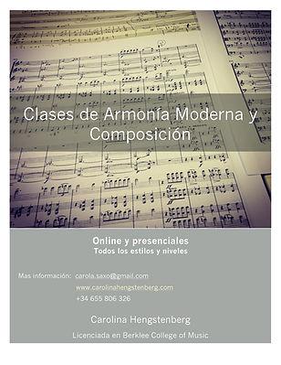 cartel clases Armonia y Composicion.jpg