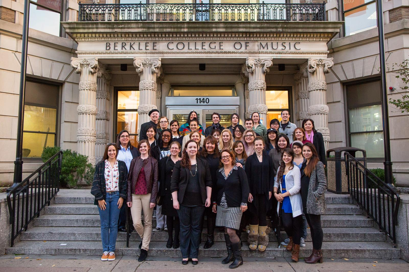 Women in film music. Berklee