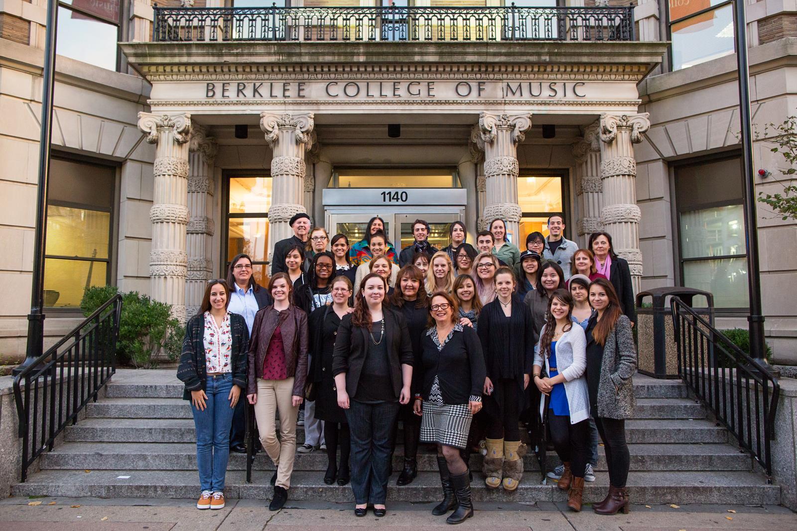 Women in film music. Berklee
