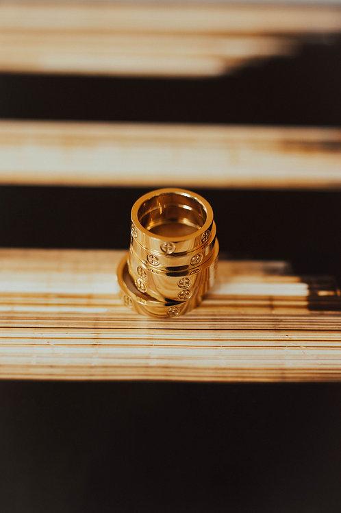 Luxury Dupe Rings (Sizes 5-9)