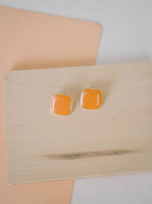 Orange Ranunculus Studs