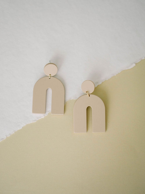 Touch Of Blush Dangles