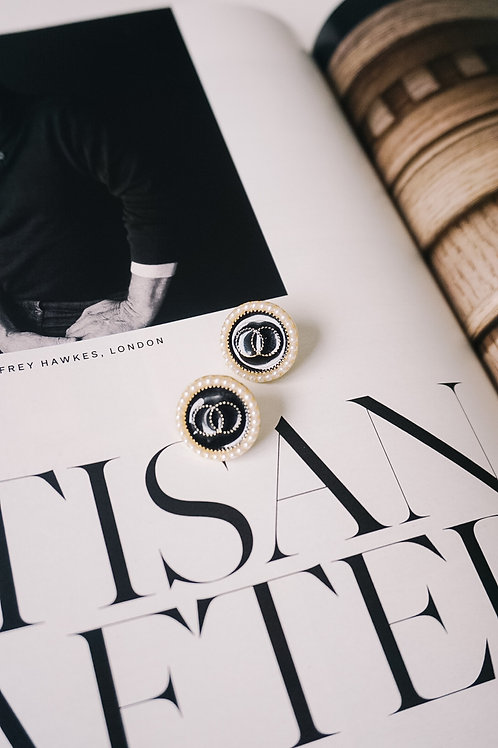 Shanel Dupe Studs