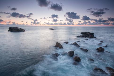 Rochers au coucher de soleil (6)