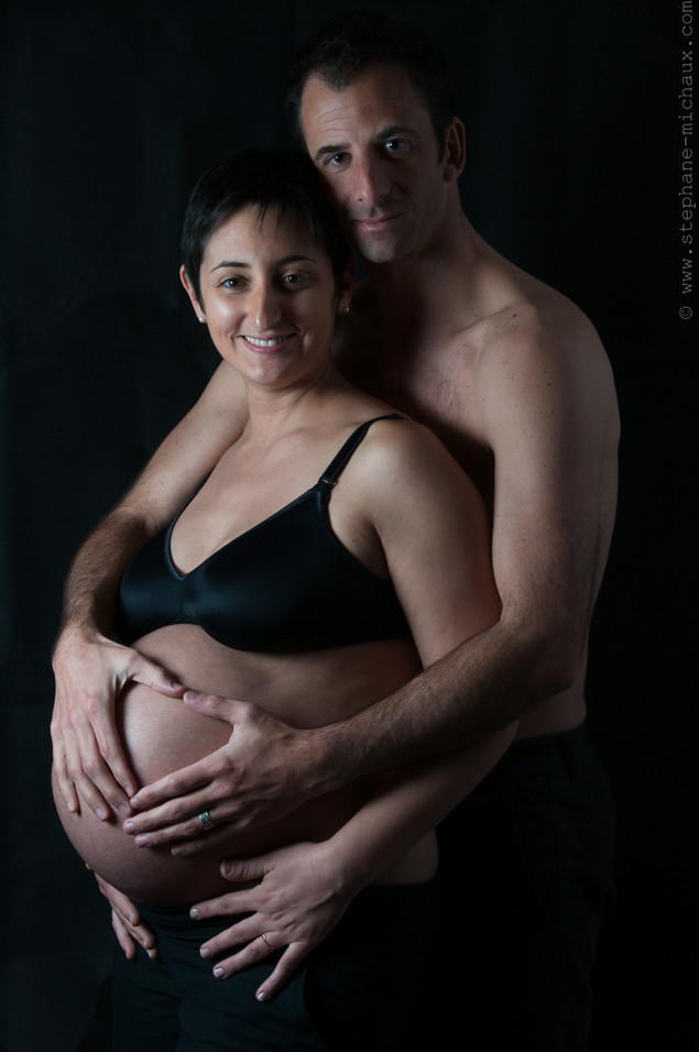 Shooting grossesse